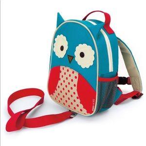 Skiphop Owl Safety Harness/Backpack